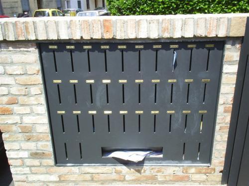 A29-Porta lettere condominio