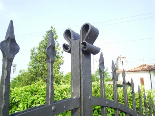 B40-Battuta cancello