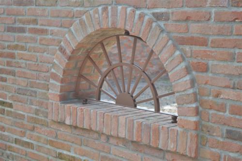 B62-Tamponamento arco in ferro