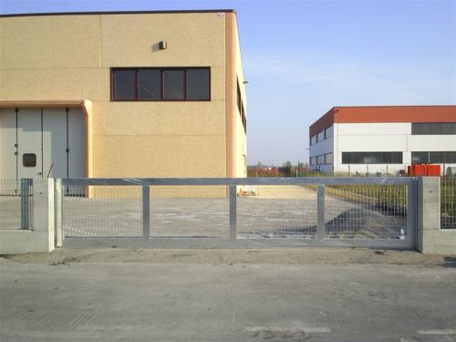 B98-Cancello industriale