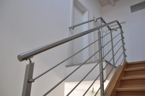 E28-Parapetto in acciaio inox