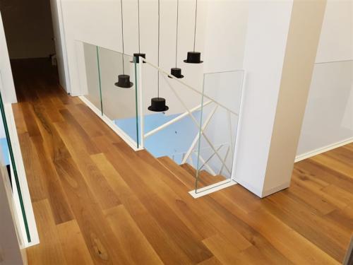 G31-Balaustra vetro e profilo