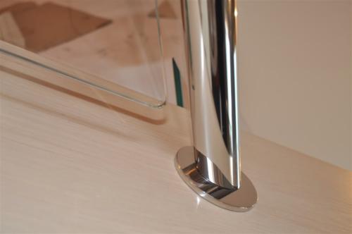 G57-Fissaggio piastra inclinata