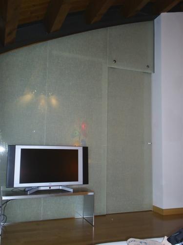 I36-Parete in vetro
