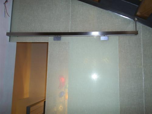 I37-Guida inox per porte